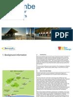Accessible Beach Hut Design Brief