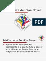 Natural Ez a Clan Rover