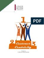 Customer Centricity - Manual & Workbook