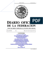 Decreto Reforma Constitucional Amparo