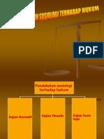 Pendekatan Sosiologi Terhadap Hukum