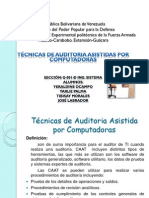 Tecnica s de Auditori A