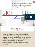 A Comparative Study on Work-Life Balance in Banks