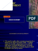 Economic Environment Ppt MBA