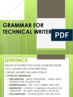 Grammar for Technical Writers_techceed