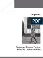 Chapter 6-Tactics and Fighting Factions During the Liberian Civil War