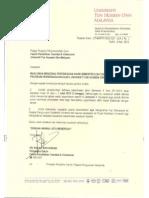 Surat Peperiksaan Ppg