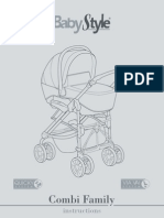 CAM-BabyStyle CombiFamily Manual and Maintenance