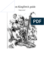 Skeleton King DotA Guide