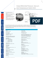 Huba Control Differential Pressure Vacuum and Overpressure