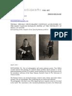 Shillea-Ransom Press Release