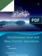 Final Presentation on Humidification2003format
