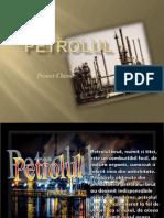 Proiect chimie-PETROLUL