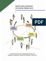 Program dan Layanan Studio Driya Media 2012