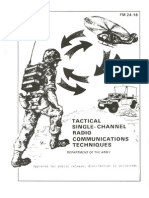 fm 24-18 tactical single channel radio communications techniques