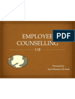 Employee Counseling - Messum Zaidi2