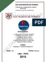HALEMA - INFORME- ANÁLISIS - 105