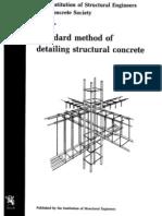 Standard Method of Structural Detailing