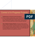 Project Review & Administrative Aspects