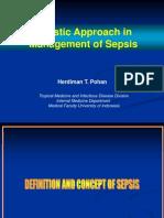 SEPSIS Kuliah Prof Herdiman (S1) Rev 17112011