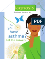 Diagnosis in Asthma