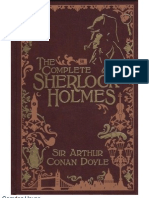 Complete Story of Sherlock Homes