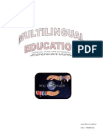 Project Multilingual Education. Sam010