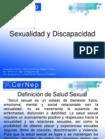 Presentación de Sexualidad y Discapacidad