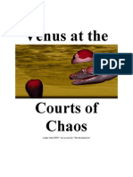 Venus at the Gates of XAOC