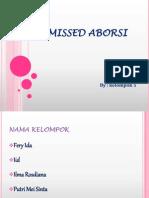 Missed Aborsi