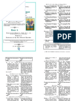 Tone 3 -1 July - 4 AP - 4 Matt - Centurions Faith - Kosmas & Damianos