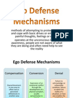 Chapter 3 Ego Defense Mechanisms