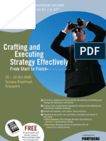 2008-Crafting Executing Strategy Oct08