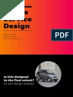This is Service Design / DMY Symposium / June 7, 2012