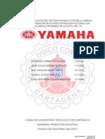 Proyecto Motos Yamaha