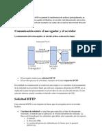 El Protocolo HTTP