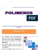 Presentación Polímeros
