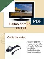 Fallas Comunes en LCD
