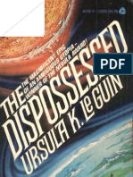 The Dispossessed - Ursula K. Le Guin - 1974
