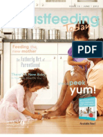 Breastfeeding Today June 2012 Issue