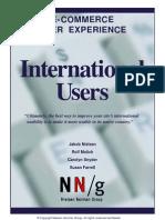 Ecom International Users