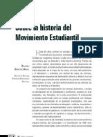 Sobre La Historia Del Movimiento Estudiantil