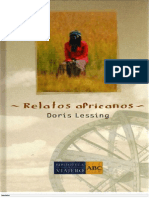 Lessing, Doris - Relatos Africanos