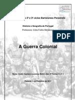 A Guerra Colonial - André - V3