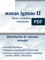 Rocas Igneas Extrusivas
