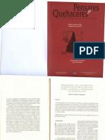 El pensamiento alternativo en Hugo Biagini (por M. Velarde Cañazares)