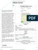 Acrylonitrile Butadiene Styrene - Wikipedia, The Free Encyclopedia