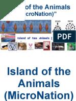 Islands of the Animals Presentazionen