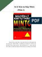 Nguyên lý kim tự tháp Minto phần 2