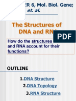 Ch 3 DNA RNA Structure 2011